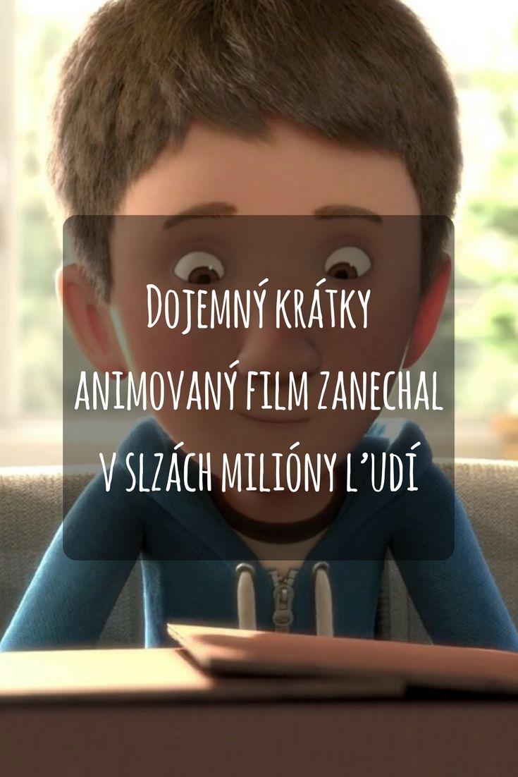 Na začiatku filmu zbadáte malého chlapca, ktorý sa hrá počítačové hry. Neskôr v tomto 4-minútovom krátkom animovanom filme uvidíte scénu, ktorá vás rozplače. Ťažko sa opisuje tak veľa v tak krátkom a nádhernom animovanom filme. Určite neváhajte a pozrite si ho. http://azzer.sk/dojemny-kratky-animovany-film-zanechal-v-slzach-miliony-ludi/