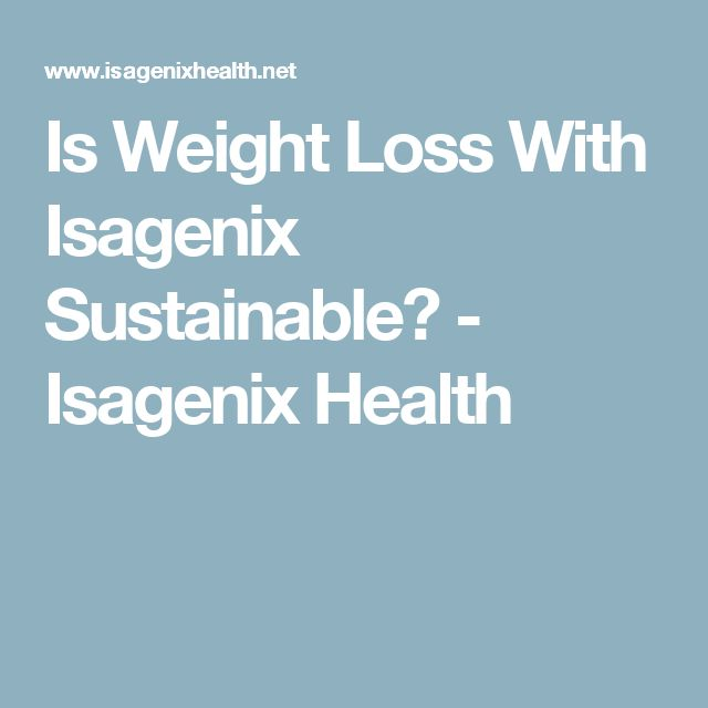 rapid weight loss concern