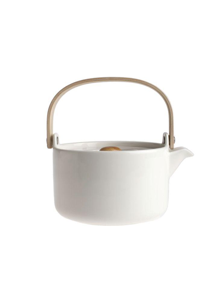 Oiva teapot by Marimekko