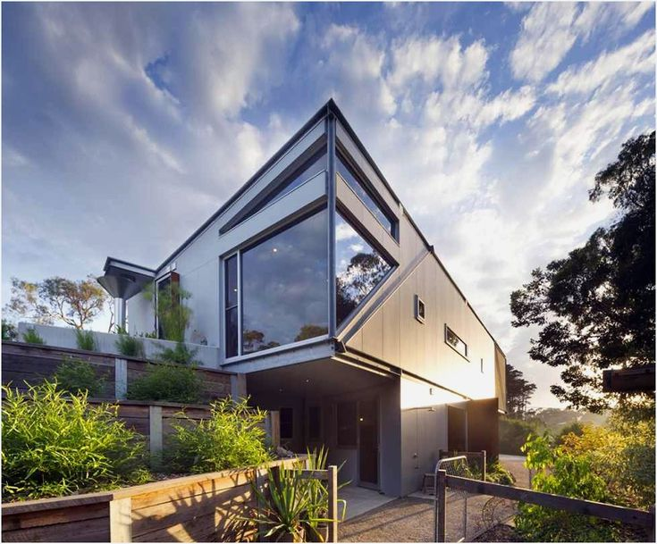 Displaying An Unconventional Shape Inspired By The Australian Coastline,  The U003cstrongu003eRest Houseu003c/strongu003e In Victoria, Australia Was Developed By  U003cstrongu003eTim ...