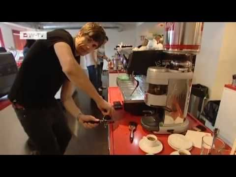 ▶ Perfect Coffee - Barista School | euromaxx - YouTube
