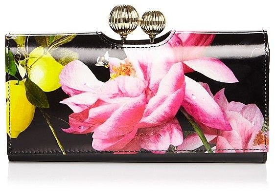 Ted Baker Marggo Citrus Bloom Matinee Wallet  ON SALE: Was $165.00 Reduced to: $123.75  25% OFF