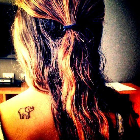 tatuaże słonie  #słoń #tatuaże