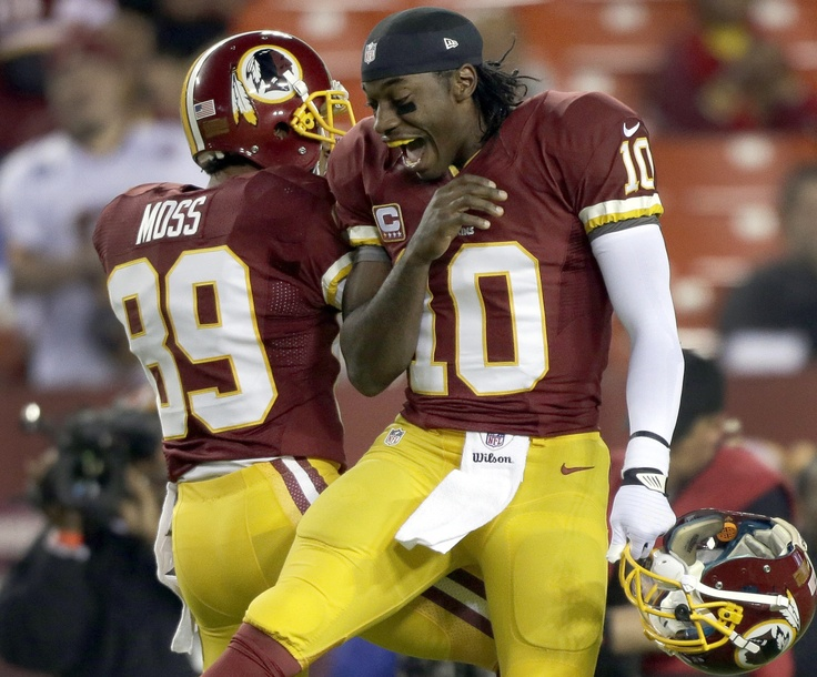 The Redskins Blog | Redskins Players React To Win On Twitter