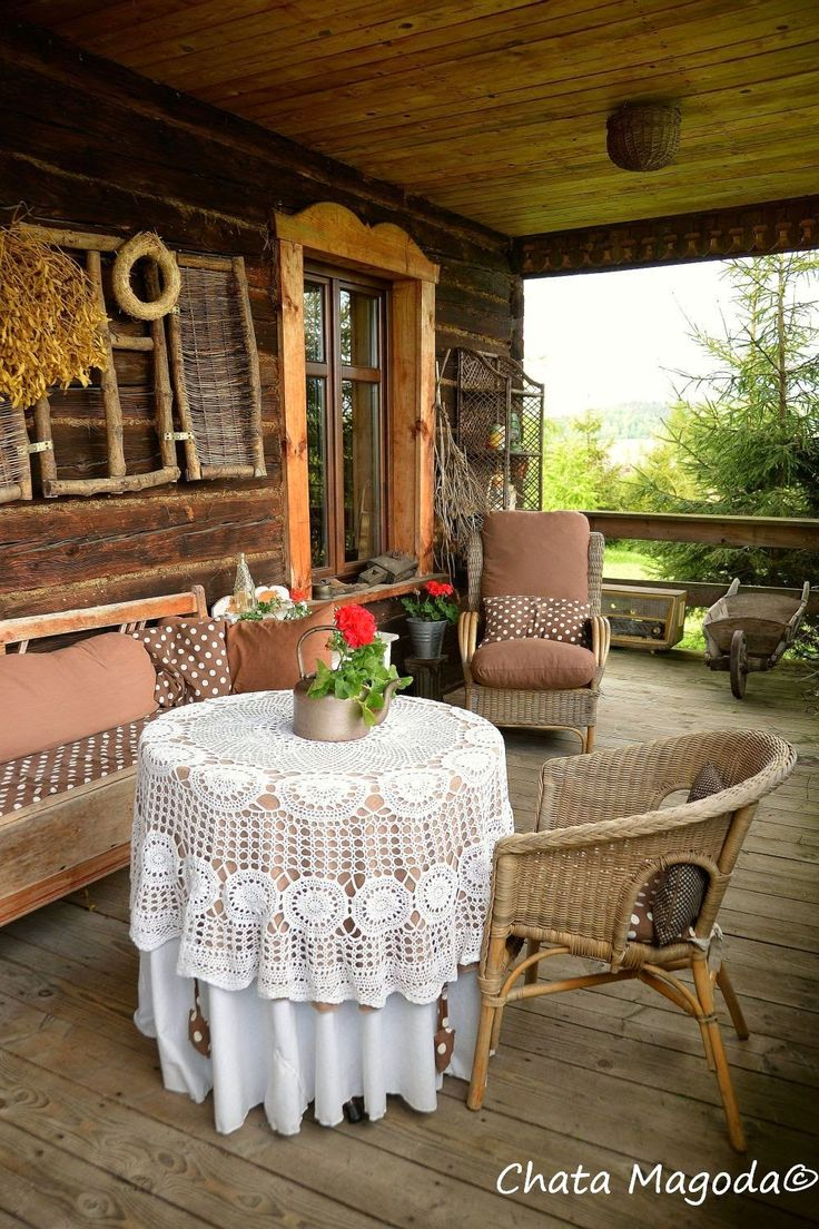 Life in a Polish Country Cottage.... Lutowiska, Bieszczady Mountains, Poland