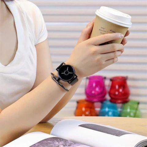 Wristwatches Watch Women Fashion Luxury Creative Montre Femme Top Brand Watches