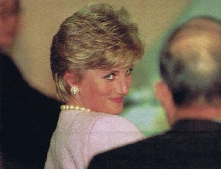 February 6, 1995 Princess Diana visits the National Children's Hospital in Tokyo, Japan