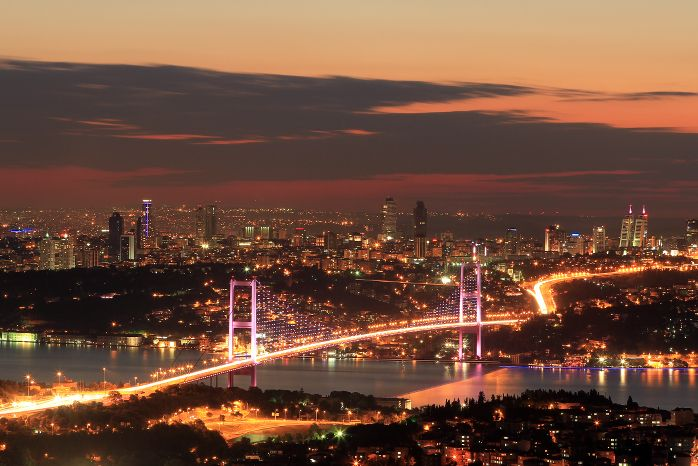 How about an unforgattable Istanbul night with delicious traditional Turkish tastes accompanied by belly dancing?  Book your tour now for a total Istanbul experience...  http://www.istanbulfind.com/en/gunluk-turlar/istanbul-da-aksam-turk-yemekleri-ve-gosteri/939