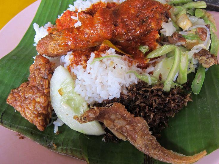 Nasi Ambeng.