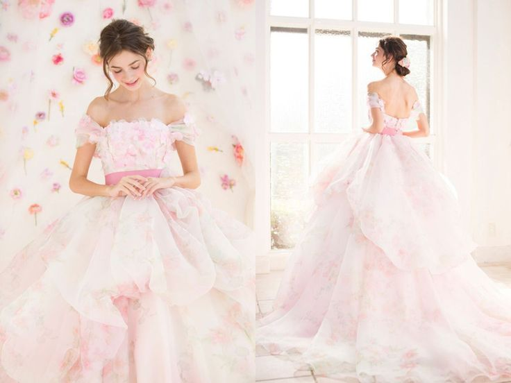 Fairy Tale Romantic Wedding Dresses
