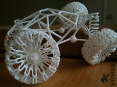 A Toy Unlike Any Other: The 3D Printed Rock Crawler by Richard Swalberg http://3dprint.com/44810/3d-printed-rock-crawler/