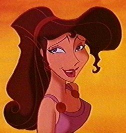 Disney Princess Megara | Meg is very level-headed, and deals with her emotions rationally. Of ...
