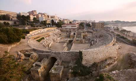 Tarragona: Hispania's perfect city It seems amazing that Tarragona, once the capital of the Roman empire, could lie virtually undiscovered until just 20 years ago