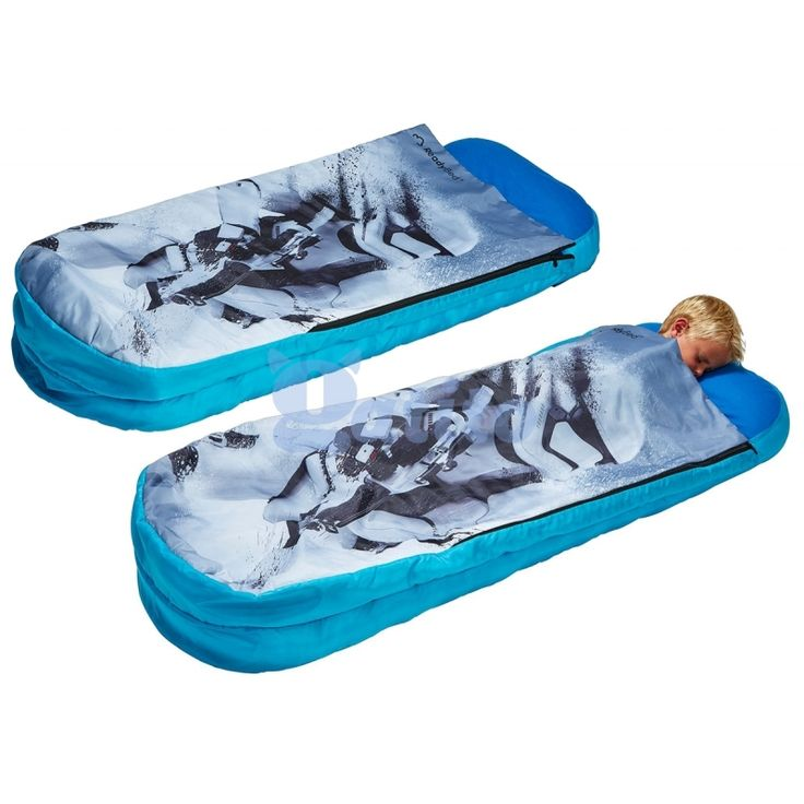 B2B wholesaler Gatito, Bed sets - Star Wars ReadyBed Airbed & Sleeping Bag