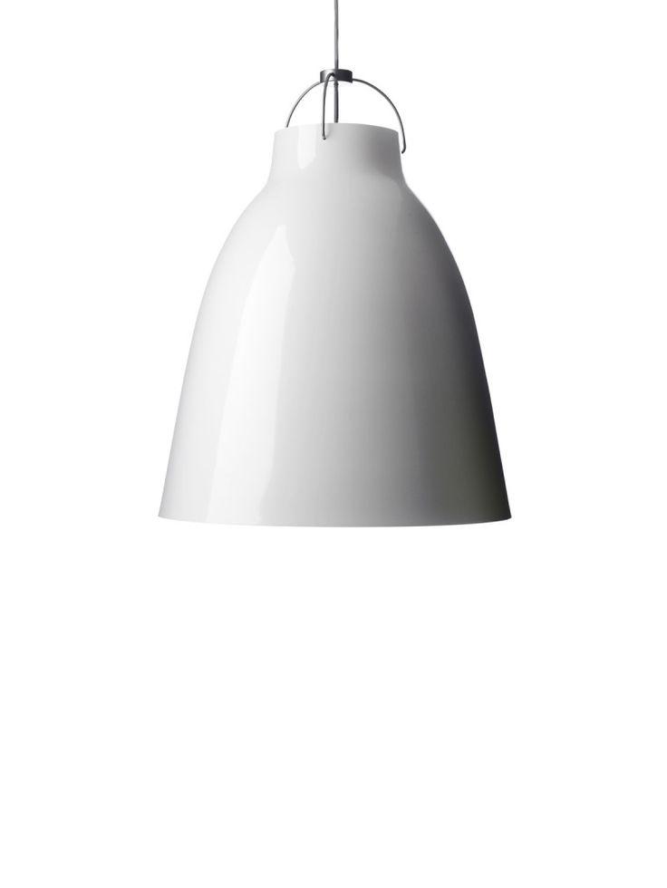 Great CARAVAGGIO White Lampen Leuchten Designerleuchten Berlin Design Licht