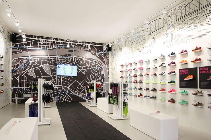 Top4running store in Prague, CZ  www.top4running.cz