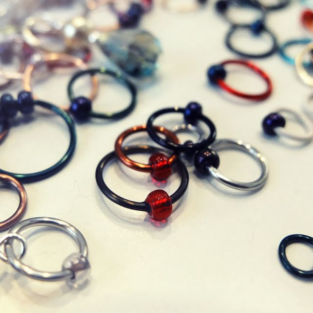 Easy stitch markers