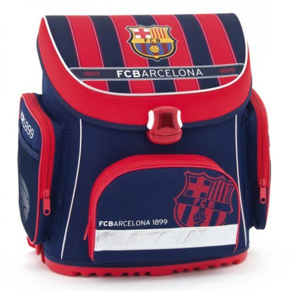 Ghiozdan compact Barcelona FCB