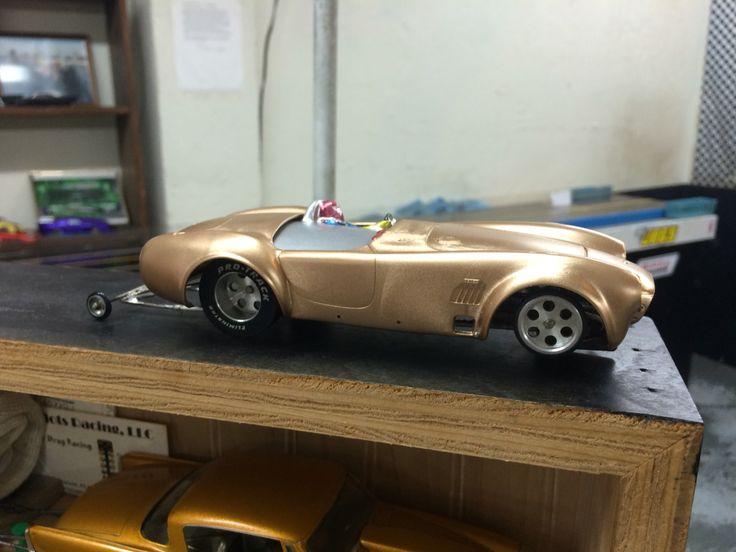 Cobra slot car