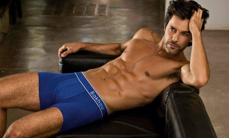 ART.2068: Boxer algodón y lycra con microfibra deportiva. Colores: blanco - negro - azul. Talles: S - M - L - XL