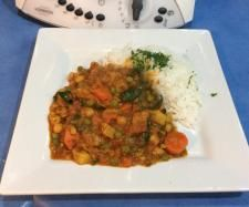 Recipe Huldah's Chickpea Curry by sprrinkles - Recipe of category Main dishes - vegetarian