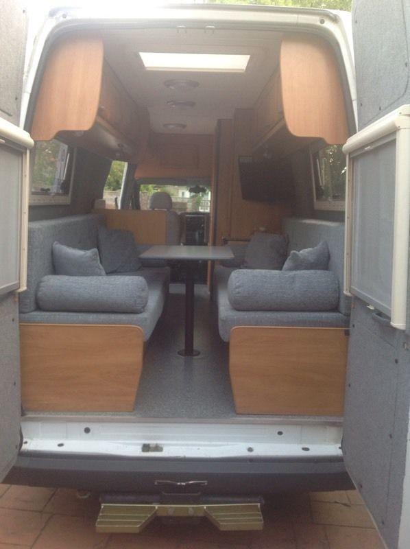 best 25 ford transit camper conversion ideas on pinterest. Black Bedroom Furniture Sets. Home Design Ideas