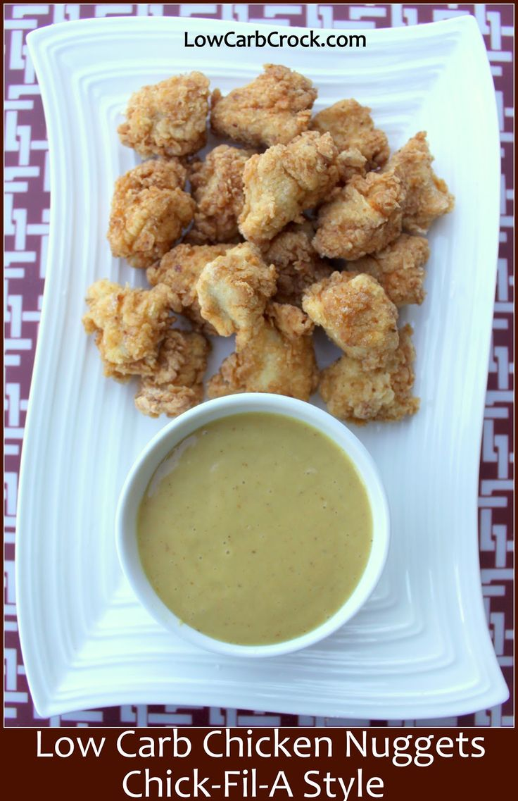 Low Carb Chicken Nuggets (Chick Fil A Copycat): Copycat, Crock Pots, Chick Fil A Style, Low Carb Recipes, Lowcarbcrockcom, Lowcarb Chicken, Low Carb Chicken Nuggets, Nuggets Chick, Lowcarbcrock Com