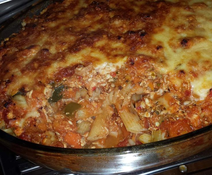 Recipe HUNTERS clone of CHICKEN & VEG PASTA BAKE by Cozzy - Recipe of category Pasta & rice dishes