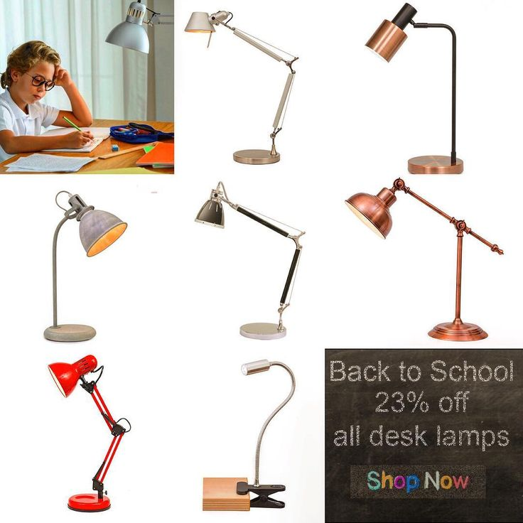 Back to school or back to work or just back to it in 2018! To help you focus on those resolutions and to throw some light on the matter of achieving them, we are offering 23% OFF all our desk lamps! Eye strain, poor vis or shadows on your desk? We'll have none of that! Get a desk lamp Son! - check them out online at: https://lightingwarehouse.co.za/product-category/indoor/desk-lamps/ OR visit any of our 11 stores. #light #lights #lighting #lightingwarehouse #home #decor #design #interior…