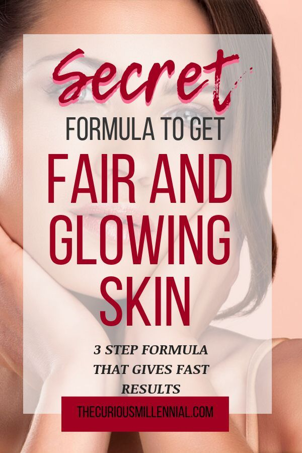 This article shows you how to get fair skin natura…