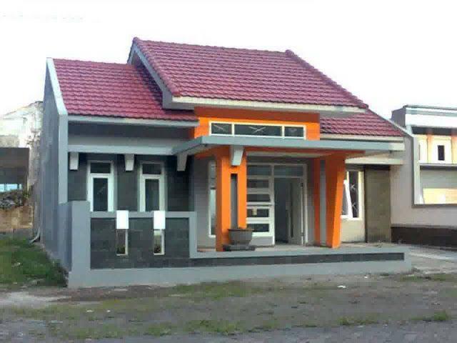 +7 Warna Rumah Minimalis Orange Terbaru 2020 - Desain ...