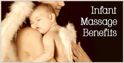 there are heaps of benefits in baby massage.....most importantly it deepens your bond with your baby!