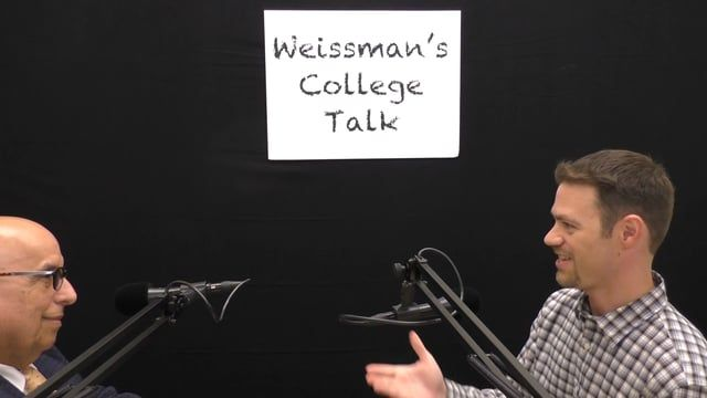 """This is a video version of the radio show """"College Talk"""" interview with Dr. Nicholas Sibrava of the Department of Psychology at the Weissman School of Arts and Sciences, Baruch College about issues of coping with anxiety and stress."""
