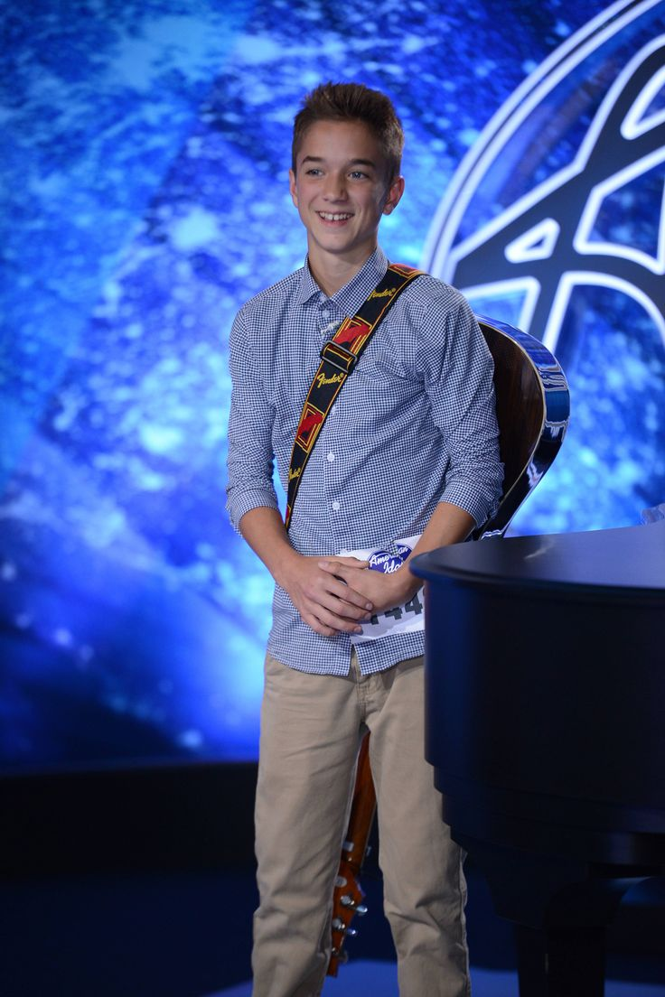 American teen idol contestants