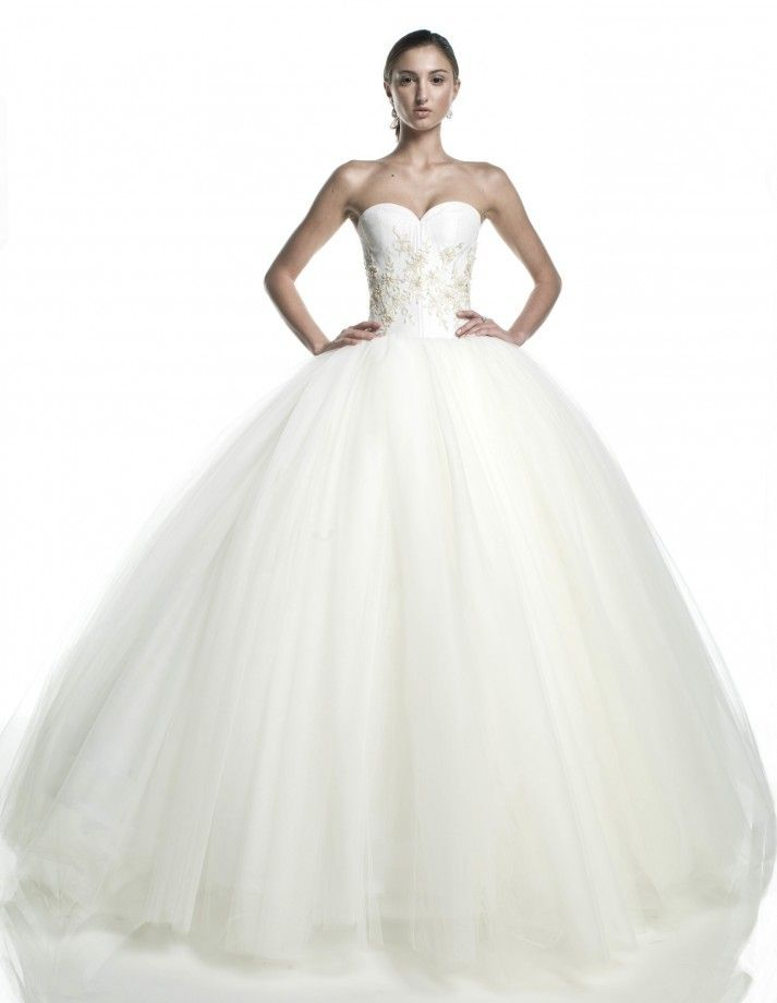 Rafael Cennamo Wedding Dresses