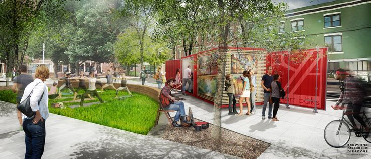BROWNING DAY WINS MASS AVE. PARK DESIGN COMPETITION | Read more: http://www.bdmd.com/browning-day-wins-mass-ave-park-design-competition/