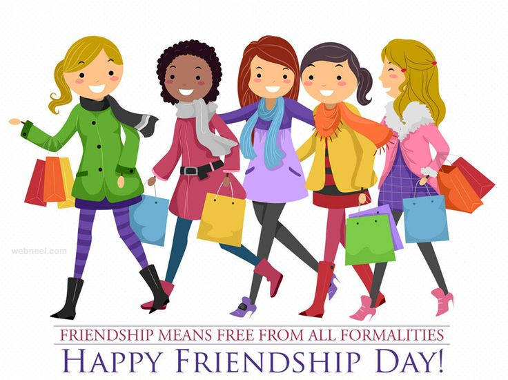 50 Beautiful Friendship Day Greetings Designs and Quotes - August 7 | Read full article: http://webneel.com/happy-friendship-day-images-messages-greetings-wallpapers | more http://webneel.com/greeting-cards | Follow us www.pinterest.com/webneel