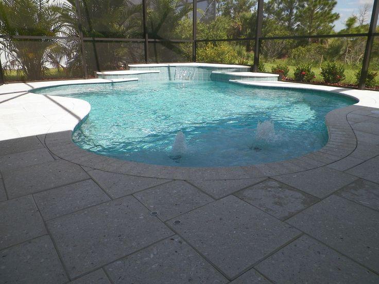 433 best Backyard pools images on Pinterest | Gardens ...