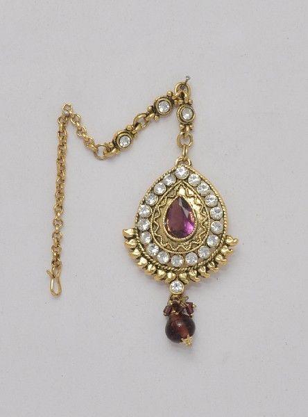 Indian Head Jewelry | Indian Head Jewelry Tikka