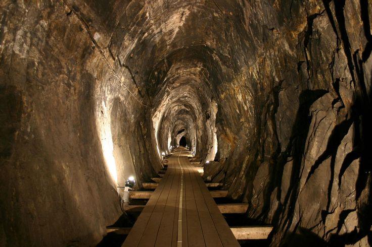 Norwegian Mining Museum - Kongsberg, Norway