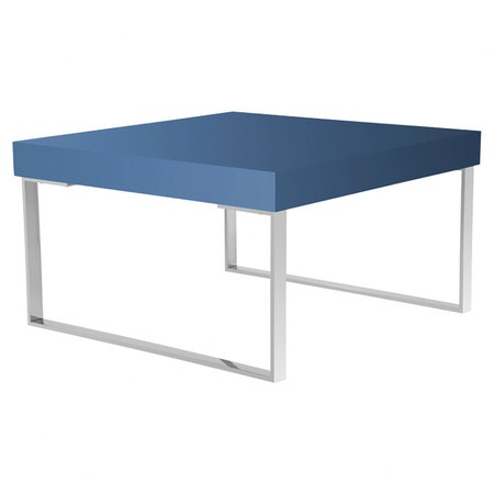 Luna Coffee Table In Navy Blue Accent Tables And Cabinets Pinterest Darts Orchids And