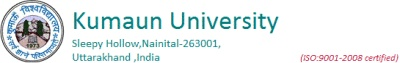 Applications are invited for the teaching posts on 25 different subjects in Kumaun University, Nainital Posts: Professor : 12 Associate Professor: 17 Assistant Professor: 46 Qualification: As per ...