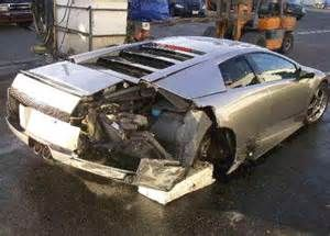 2004 LAMBORGHINI MURCIELAGO - FOR SALE - REAR END DAMAGE - $28,000