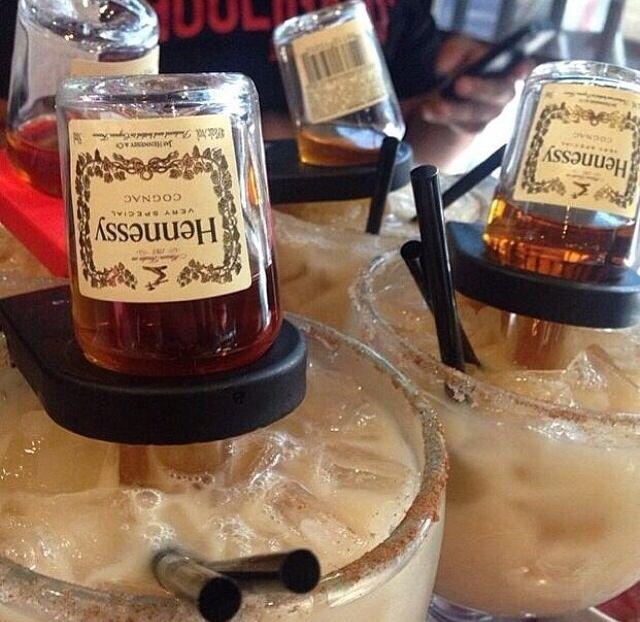 Hennessy drinks