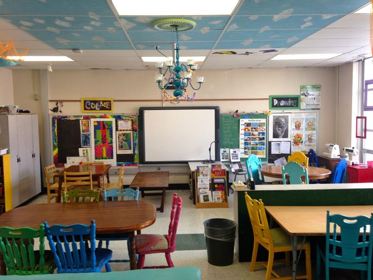 Classroom Design For Discussion Based Teaching ~ Best art and teaching images on pinterest classroom