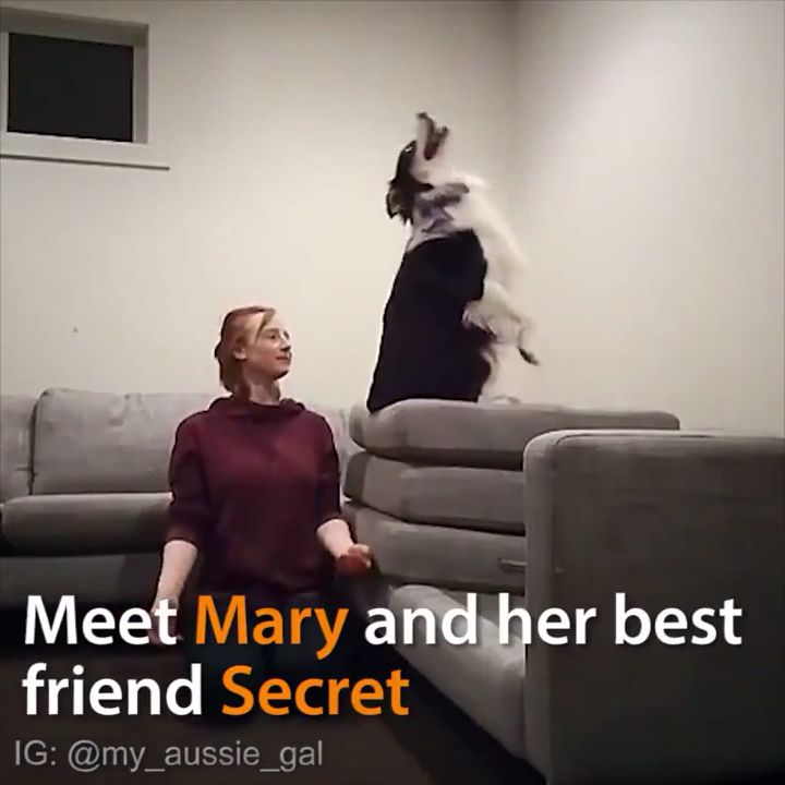 Meet Mary & Her Best Friend Secret