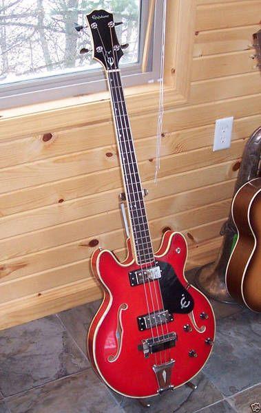 epiphone rivoli mij bolt on neck bass guitars pinterest. Black Bedroom Furniture Sets. Home Design Ideas