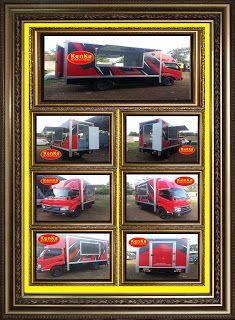 Pembuat Truck Resto >> KAROSERI KENKA