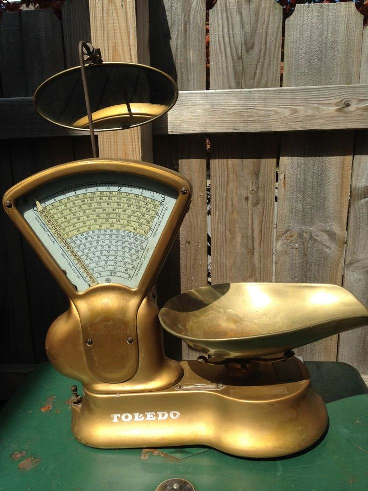 474 Best Antique Scales Images On Pinterest Vintage