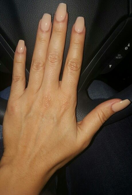 OPI Samoan Sand. Perfect skin coloured shade.